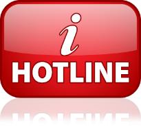 Hotline technique 12 mois sur 12. Des techniciens spécialistes à votre écoute sur la Hotline
